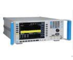 High Precision Low Frequency Spectrum Analyzer Full Band Preamplifier