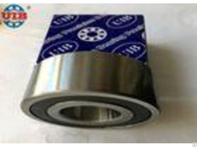 Chrome Steel Gcr15 Agriculture Angular Contact Bearings 3309 2rs With Hrc60 Hrc62 Rings