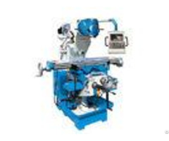 Swivel Head Plano Milling Machine With Supersonic Frequency Quenching Work Table