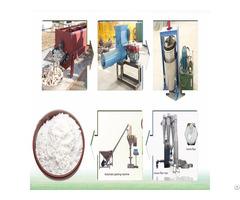 Cassava Flour Manufacturing Equipment