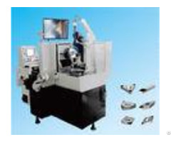 Semi Automatic Tool Grinding Machine For Cutting Pcd Pcbn Cvd Tungsten Carbide