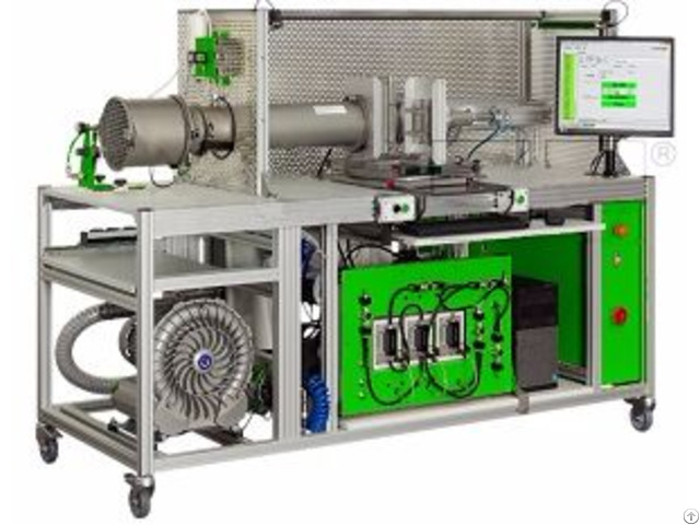 Hepa Filter Element Quality Control Test System