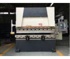 30t Hydraulic Press Brake Machine Customized Color With 1600mm Length Worktable