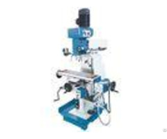 Manual Operation Drilling And Milling Machine 1 5kw Power With High Accuracy