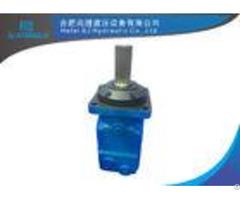 Orbit Hydraulic Motor With Spool Valving