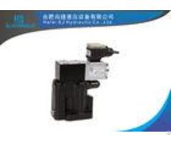 Pressure 315 Bar Hydraulic Directional Control Valve 32 Flow 600l Min