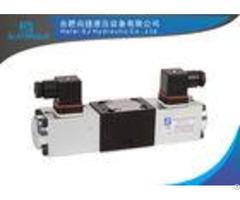 High Pressure Flow 315 Bar Hydraulic Proportional Valve One Year Warranty