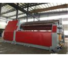 Cnc Plc Control Plate Bending Machine High Effective For Carbon Steel