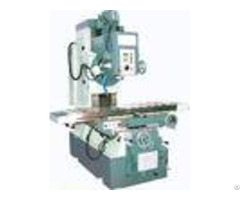Bed Type Conventional Metal Milling Machine 1400 X 400mm Size With The Iso50 Spindle