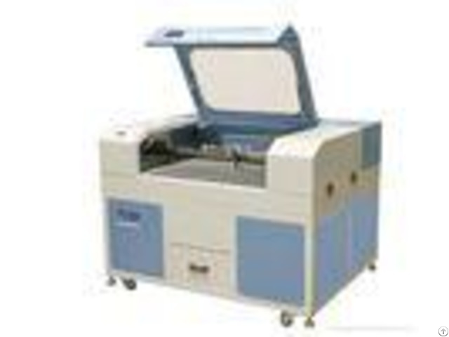 Automatic Co2 Laser Engraving Machine For Metal Plastic Wood Surface