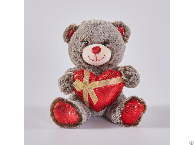 Plush Teddy Bear
