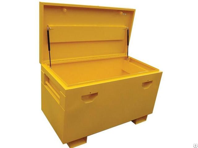 Steel Folding Site Box