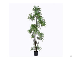 Artificial Giant Fern Tree