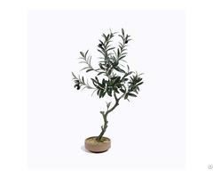 Artificial Olive Bonsai Tree