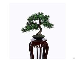 Artificial Potted Pine Trees