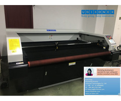 Ul Gm180100 Fabric Laser Cutting Machine