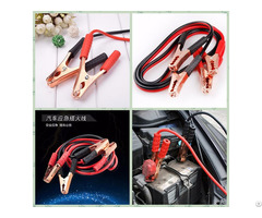 Power Line Car Truck Battery Booster Jumping Cables