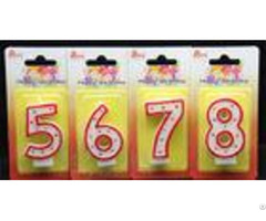 Best Sellingdot Number Birthday Candle