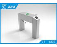 Factroy Indoor Half Height Vertical Tripod Turnstile React Quickly For Stadium