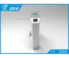 Double Direction Vertical Tripod Turnstile 100w Power Consumption Customized