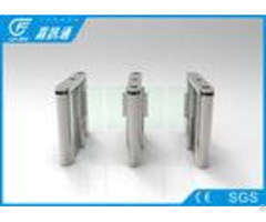 Hotel Access Control Speed Gate Turnstile Id Face Recoginition 1680 1050 Mm