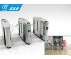 Card Reader Electronic Remote Control Intelligent Flap Barrier Turnstile