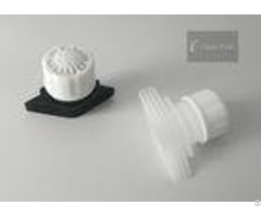 Pe Material Can Ventilate But Not Leakage Plastic Spouts Cap For Stand Up Pouch