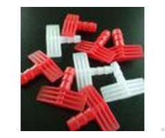 Hdpe Material Diameter 4mm Plastic Spout Cap For Tree Infusion Bag