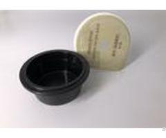 Capacity 20ml Plastic Capsule Recipe Pack 22mm Dia For Facial Mask