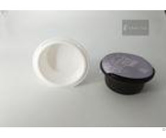 23ml Plastic Capsule Recipe Pack For Sauce Packing White Black Color