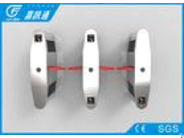 Industrial Enterprises Flap Barrier Turnstile Entry Systems Intelligent Retractable Speed Gate Tu
