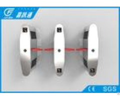 Industrial Enterprises Flap Barrier Turnstile Entry Systems Intelligent Retractable Speed Gate Tu