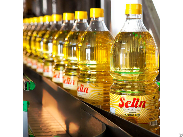 Refined Sunflower Seeds Oil