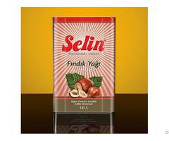 Refined Hazelnut Oil Selin