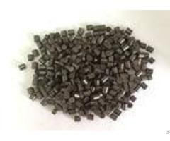 Multi Functional Chemical Catalyst Arsenic Removal Agent Shining Black Cylindrical