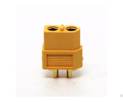 Amass Female And Male 2pin Gold Plated Xt60 Connectors