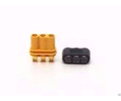 Amass China 3pin Multi Function Gold Plated Mr30 Connectors