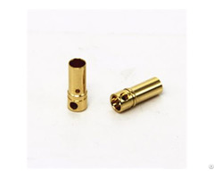 Gold Plated 30a Connector Gc3510 For Lithium Battery Bicycle
