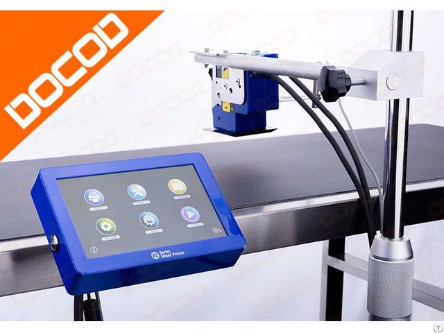 Docod Te Series Escod Thermal Inkjet Printer Tij 2 Head