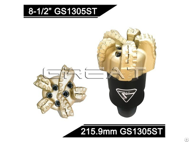 High Power Drilling Tool Pdc Drill Bit For Oil