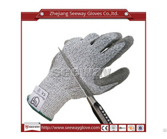 Seeway B510 Hhpe Palm Pu Coated Working Safety Cut Resistant Gloves