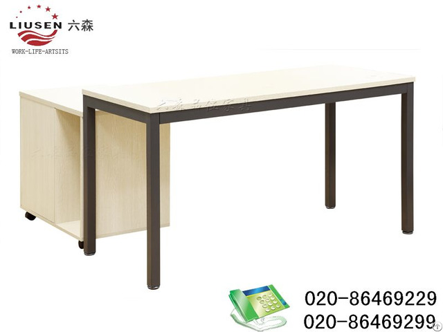 Staff Computer Table Modern And Simple Office Desk Ls 0047