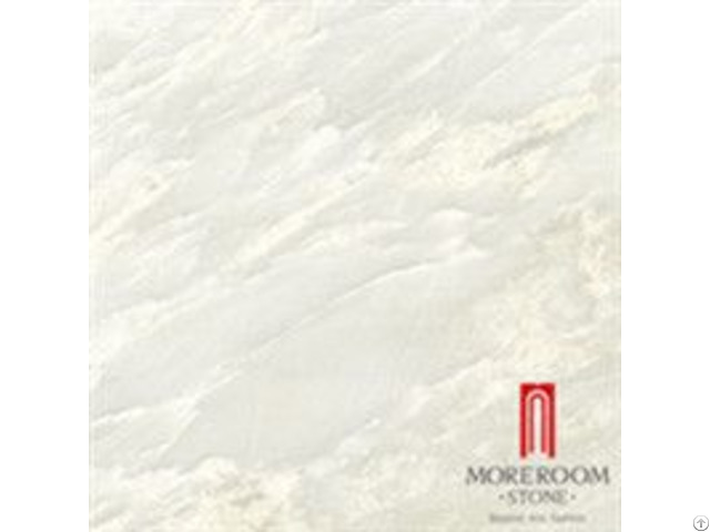 Glazed Volaka White Marble Tiles