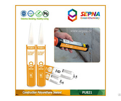 One Component Polyurethane Construction Joints Sealant Pu821
