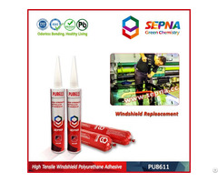 High Strength Polyurethane Auto Glass Adhesive Sealant Pu8611