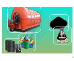 Plastic To Oil Continuous Processes Machine