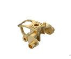 Tin Bronze Copper Alloy Electricity Power System Part Investment Casting