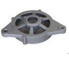Die Cast Aluminium Cap Part With Cnc Machining Powder Treatment