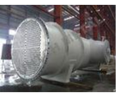 S31603 316l Stainless Steel Shell And Tube Condenser For Mdi