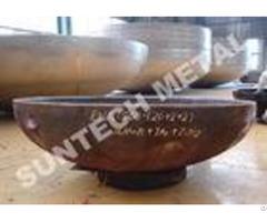 Zirconium And Cs Anticorrosion Pressure Vessel Clad Head 2 1 Eha R60702 Zr702